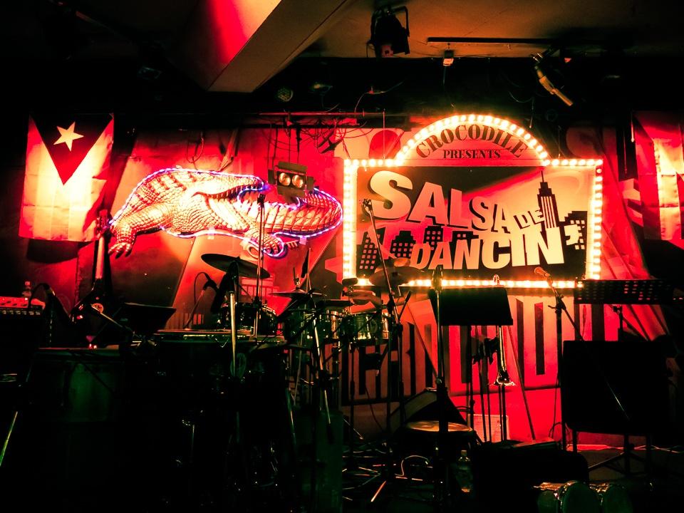 SALSA SWINGOZA 〜 SALSA DE DANCIN'11 に行ってた