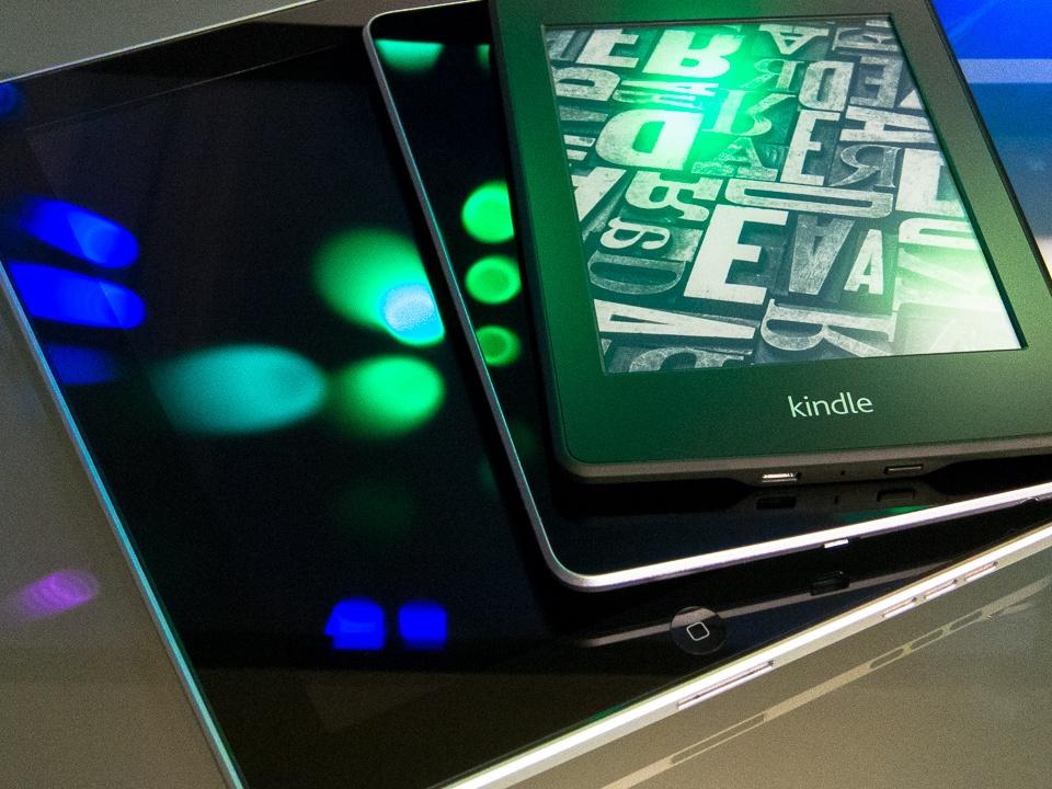Nexus 7 は iPad の代わりになるのか ? 用途を考える